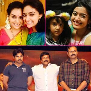 Rashmika Mandanna से कई साल छोटी है बहन Shiman, तो Ram Charan-Vijay Deverakonda समेत साउथ सितारों के इन भाई-बहनों से अंजान होंगे आप !!