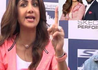 Raj Kundra से जुड़े सवाल पर आग बबूला हुईं Shilpa Shetty, बोलीं- 'उसके जैसी दिखती हूं क्या?'