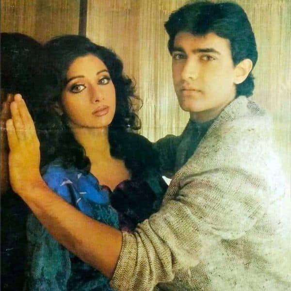 आमिर खान और श्रीदेवी (Aamir Khan-Sridevi)