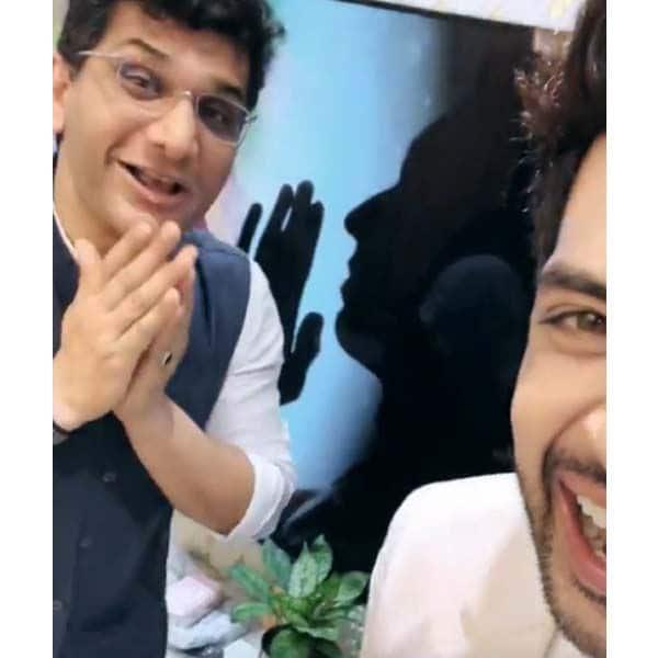अली हसन संग दिखे करण कुंद्रा (Karan Kundrra)