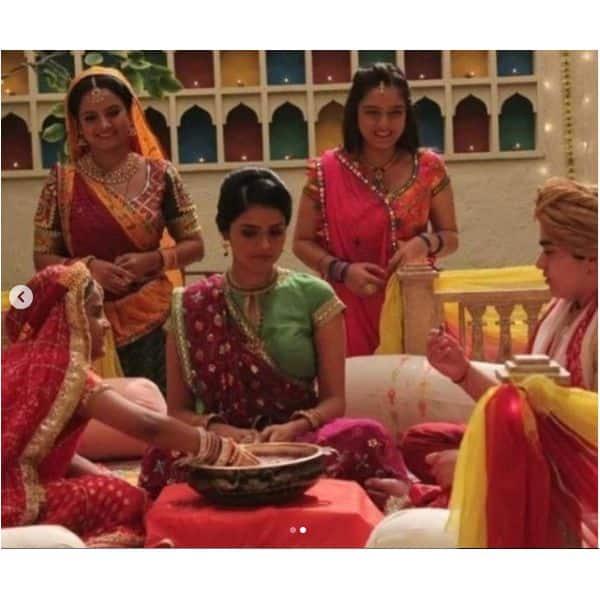 गौने के बाद बदल जाएगी आनंदी (Shreya patel) की जिंदगी