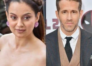 Kangana Ranaut reacts to Ryan Reynolds' 'Hollywood is mimicking Bollywood' video and her comment will leave you confused and surprised