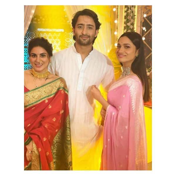 प्रीता (Shraddha Arya) ने की नए मानव (Shaheer Sheikh) से मुलाकात