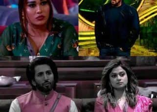 Bigg Boss 15: After being scolded by Salman Khan for her unruly behaviour, Afsana Khan's fiancee argues Shamita Shetty and Vishal Kotian instigated her