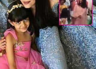 Aishwarya Rai Bachchan, daughter Aaradhya dancing to Ghoomar in throwback video will charge you up on a dull Monday - watch here