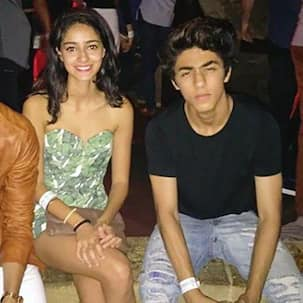 Netizens in disbelief over Ananya Panday and Aryan Khan's 'joke' about arranging 'ganja' and Liger actress' statement, 'I didn't know weed is a drug'
