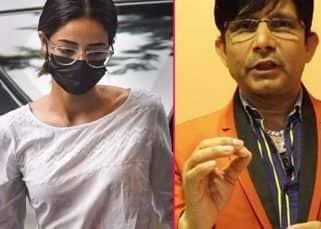 NCB के सामने इसलिए पेश नहीं हुईं Ananya Panday? KRK के दावे ने हिलाया इंटरनेट