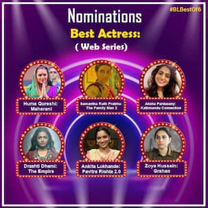 #BLBestOf6: Huma Qureshi, Samantha Ruth Prabhu, Ankita Lokhande and more – vote for the Best Actress in a Web Series in the first half of 2021