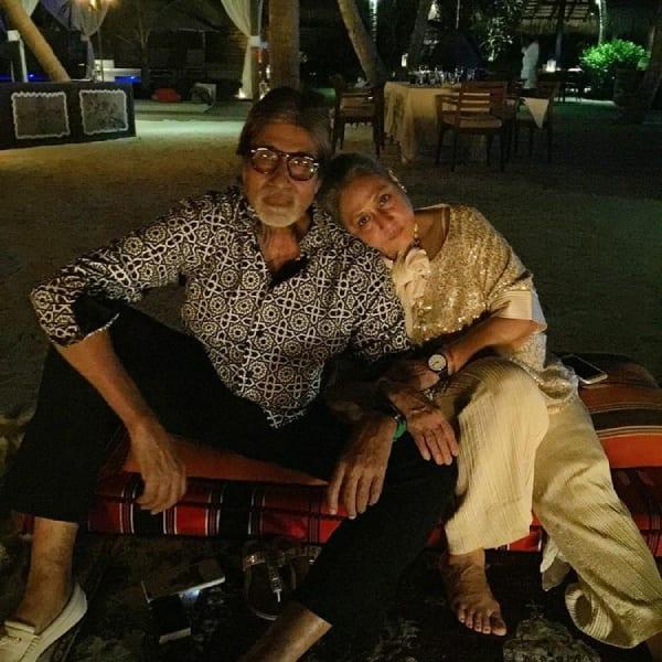 With wifey!