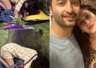 Trending TV news today: Bigg Boss 15's Karan Kundrra-Tejasswi Prakash's UNDEKHA cuddling video; Shaheer Sheikh-Ruchikaa Kapoor's mushy anniversary posts for each other and more