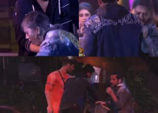 Bigg Boss 15 captaincy task goes wrong: Karan Kundrra picks Tejasswi Prakash up in his arms and rushes to the medical room; housemates get worried