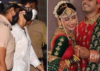 Entertainment News of The Day: दुल्हन बनीं Aishwarya Sharma की फोटोज ने हिलाया इंटरनेट, Ananya Panday ने एनसीबी के सामने किए चौंकाने वाले खुलासे