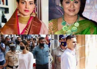 Trending Entertainment News Today: Kangana Ranaut shows her support to Sudhaa Chandran to Ananya Panday being reprimanded by NCB officials and more