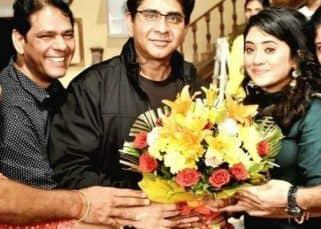 Yeh Rishta Kya Kehlata Hai: Producer Rajan Shahi moved to tears on Shivangi Joshi's last day; says, 'Have never come across a human and dedicated actor like you'