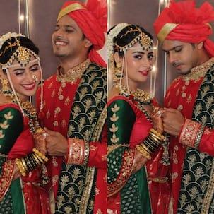 Ghum Hai Kisikey Pyaar Meiin's Aishwarya Sharma and Neil Bhatt's one year anniversary celebration is what true, deep, mad love is all about - view pics