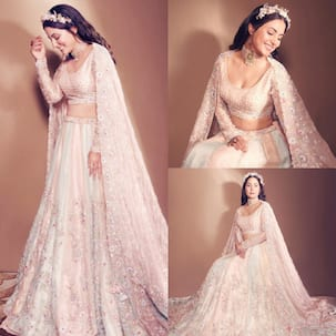 TV hottie Hina Khan's latest princess photoshoot proves she will make the prettiest bride - view stunning pics