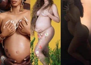 Beyoncé, Cardi B, Kim Kardashian and 7 more celebrity maternity shoots that will go down in history as the hottest mommy-to-be pics ever