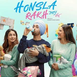 Honsla Rakh Movie Review: Netizens rally behind Shehnaaz Gill; hail her as 'The Next Big Thing'