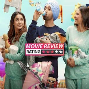 Honsla Rakh movie review: The Shehnaaz Gill, Diljit Dosanjh, and Sonam Bajwa starrer balances drama with plenty of laugh-out-loud moments