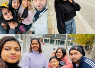 Pawandeep Rajan, Arunita Kanjilal, Mohd Danish, Sayli Kamble are thrilled as they reunite for London concert – view pics