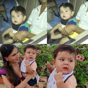 Just 6 pics of Kareena Kapoor Khan's baby boy Jeh that are breaking the internet