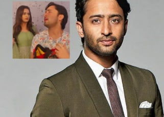 Kuch Rang Pyaar Ke Aise Bhi 3's Shaheer Sheikh and Cheshta Bhagat will make you laugh like you haven't in ages with their HILARIOUS 'mungfali' reel