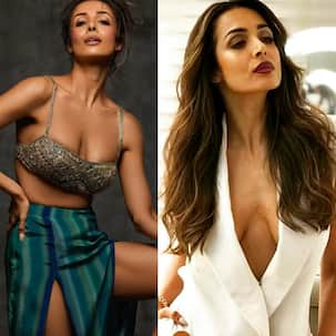 5 ultra-risqué outfits worn by Malaika Arora that left fans gasping for breath