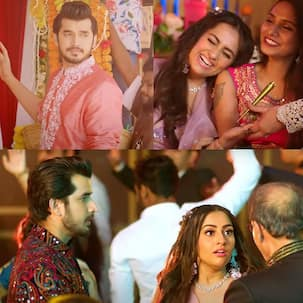 Dil Nu Dildaar song: Anupamaa's Paras Kalnawat and Anagha Bhosale's crackling chemistry is a treat for Samar-Nandini fans