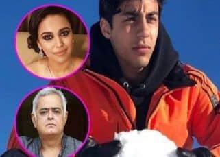 Aryan Khan Arrest: Hansal Mehta, Swara Bhaskar, Sanjay Gupta speak out in support of Shah Rukh Khan's son slamming the system
