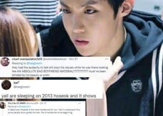 BTS: Fans revisit J-Hope's throwback pics from 2013, regret 'sleeping on' his handsome school crush looks — view pics