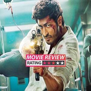 Sanak - Hope Under Siege Movie Review: Vidyut Jammwal's film has high-voltage action, low-voltage thrill