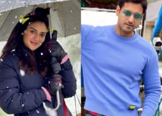 First pictures of Nusrat Jahan and Yash Dasgupta spending quality time together in scenic Kashmir go viral