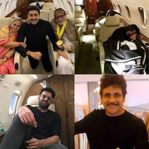 Amitabh Bachchan, Mahesh Babu, Priyanka Chopra and more: Walk INSIDE the luxurious private jets of Indian celebrities – view pics
