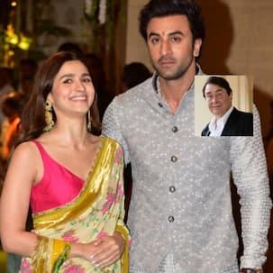 Ranbir Kapoor - Alia Bhatt wedding: After Soni Razdan, Randhir Kapoor opens up about the Bollywood couple's wedding