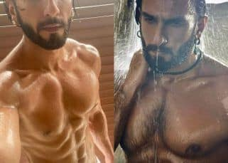 5 times Ranveer Singh made left female fans thirsting over his shirtless body – see pics
