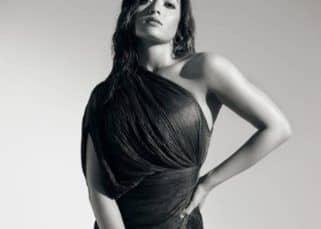 Rashmika Mandanna ने हाई थाई स्लिट ड्रेस में ढाया कहर, फोटो देखकर छूटे फैंस के पसीने