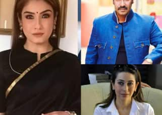 Raveena Tandon: From Ajay Devgn to Karisma Kapoor - Bollywood celebs who have a permanent place in the Mast Mast girl's bad books
