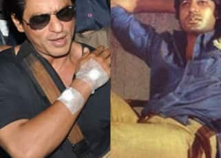 Amitabh Bachchan's Coolie to Shah Rukh Khan's Darr: Biggest accidents on Bollywood film sets where stars almost lost their lives