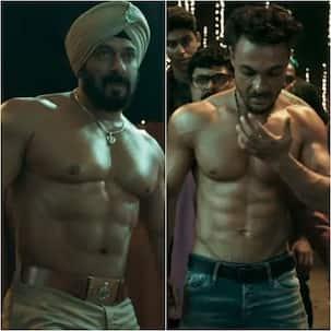 Antim trailer: Salman Khan opens up on his shirtless fight scene with Aayush Sharma: 'Told him behenoi ko nahi maarte'