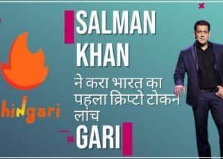 Salman Khan Launched India's First Crypto Token GARI, Chingari App: Details Inside