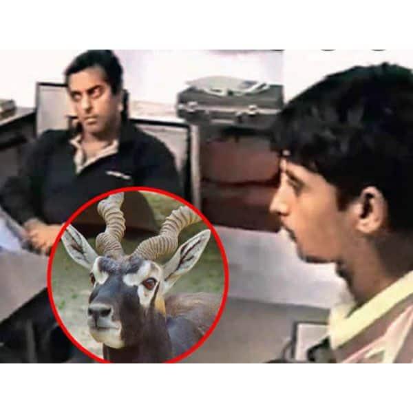 Salman Khan - Blackbuck poaching case