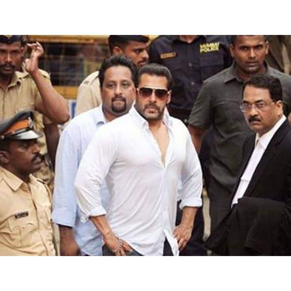 Salman Khan - Hit and Run case
