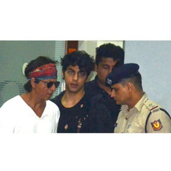 Aryan Khan - Drugs case