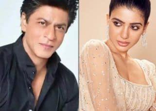 Samantha Ruth Prabhu ने दिखाया Shah Rukh Khan को ठेंगा !!
