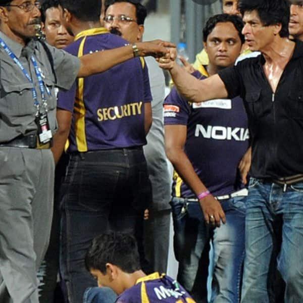 Shah Rukh Khan - Wankhede case