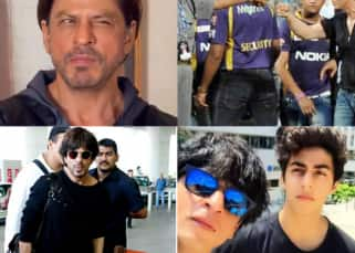 From Wankhede ban to Aryan Khan's arrest: 9 CONTROVERSIES from Shah Rukh Khan's life that made headlines – view pics