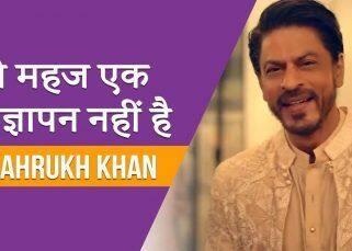 शाहरुख खान के नए दिवाली विज्ञापन ने जीता फैंस का दिल, जानें इसमें ऐसा क्या है ?