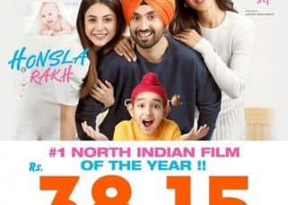 Honsla Rakh box office collection: Shehnaaz Gill-Diljit Dosanjh's film earns Rs 38.15 crore in 11 days to become no. 1 'North Indian film of the year'