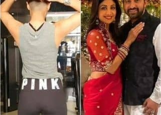 Did Shilpa Shetty fulfill her 'mannat' for Raj Kundra's bail by shaving her head off in an undercut?