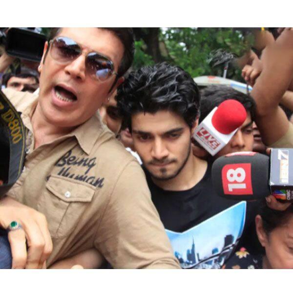 Sooraj Pancholi - Jiah Khan case